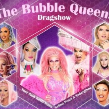 THE BUBBLE QUEENS